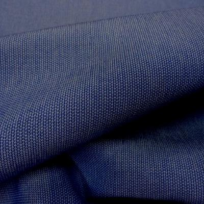 Bâche bleu jean chinée
