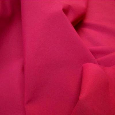 Coton polyester rose cherry 1