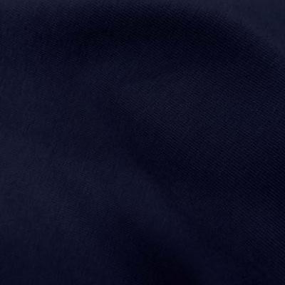Jersey coton lycra bleu nuit 3
