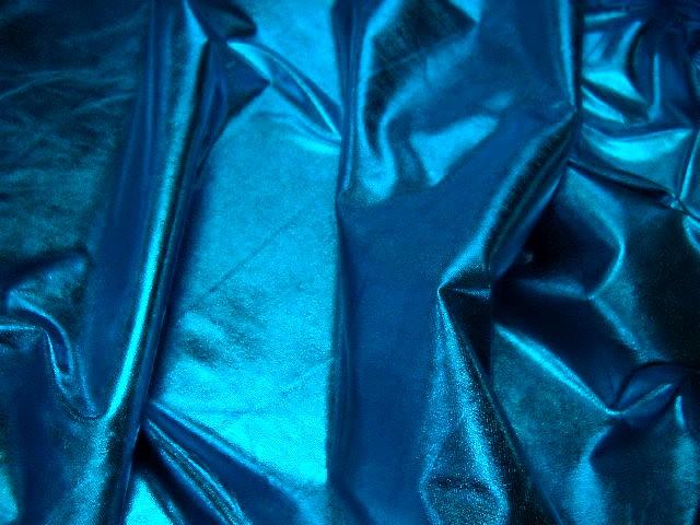 Jersey fin lame bleu celeste 1