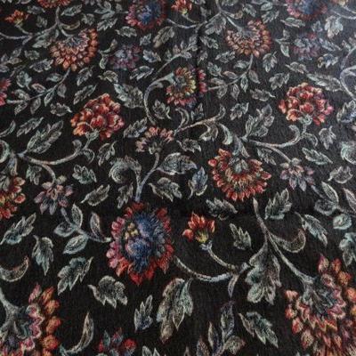 Lainage tapissier noir 01