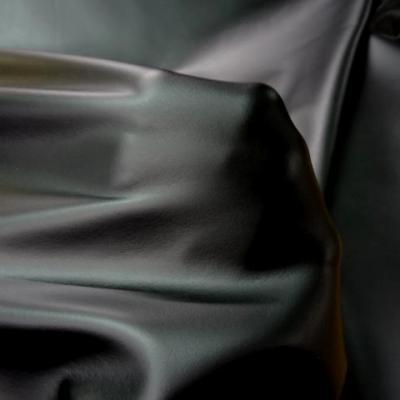 Lycra aspect latex noir 2