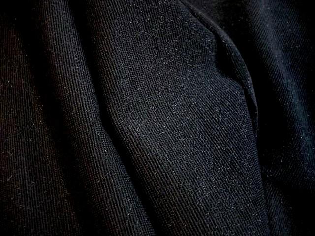 Lycra gris fonce fines cotes paillete lurex 2