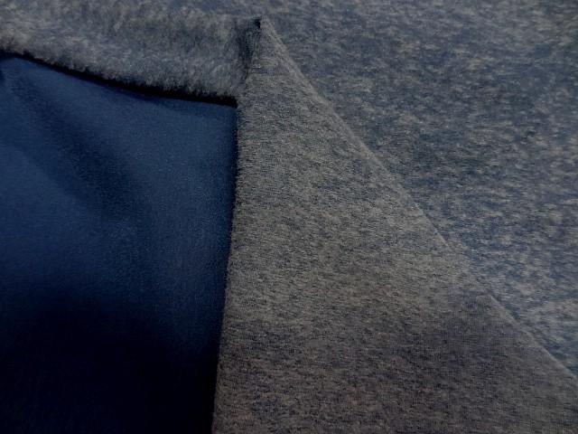 Lycra jersey bleu zinc 2