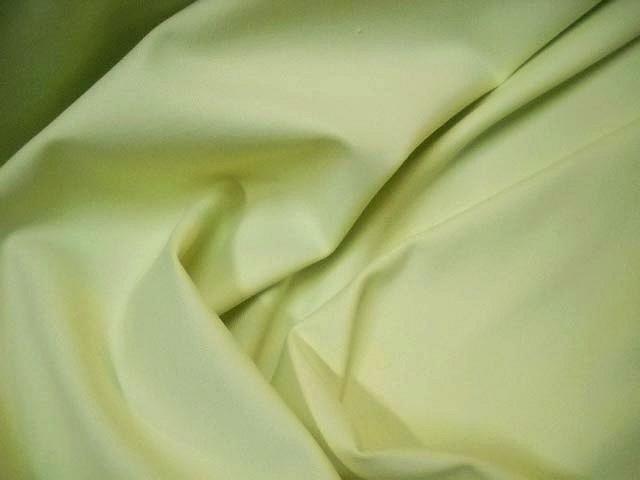 Lycra qualite maillot de bain teinte jaune verdatre 1