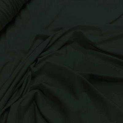 Lycra satine fin vert chrome 0