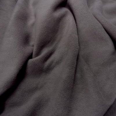 Polaire gris taupe 1
