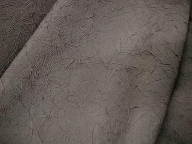 Taffetas mat teinte sable froisse papier 3