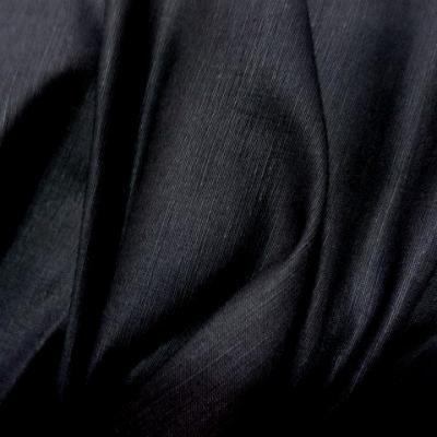 Toile de lin legere noire0 3