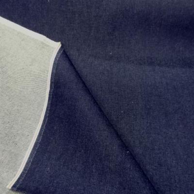 Toile jean bleu