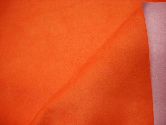 Alcantara orange 2
