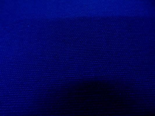 Bache bleu royal 3