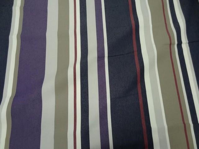 Bache rayee bleu nuie bordeaux violet taupe 1