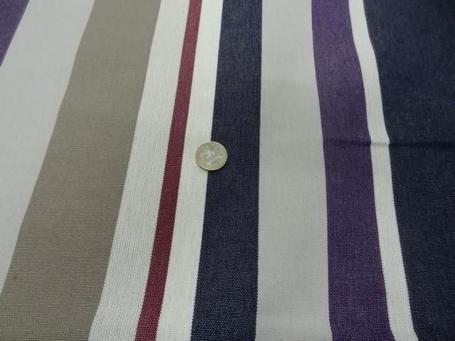 Bache rayee bleu nuie bordeaux violet taupe 2