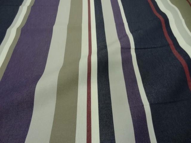 Bache rayee bleu nuie bordeaux violet taupe 3