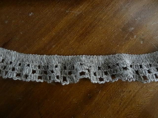 Bord elastique fils ficelle crochete 1