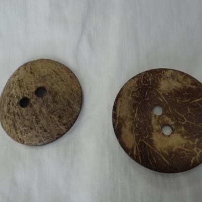Bouton noix de coco geant 1