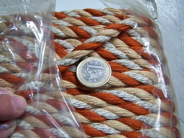 Corde a rideaux orange brulee 2
