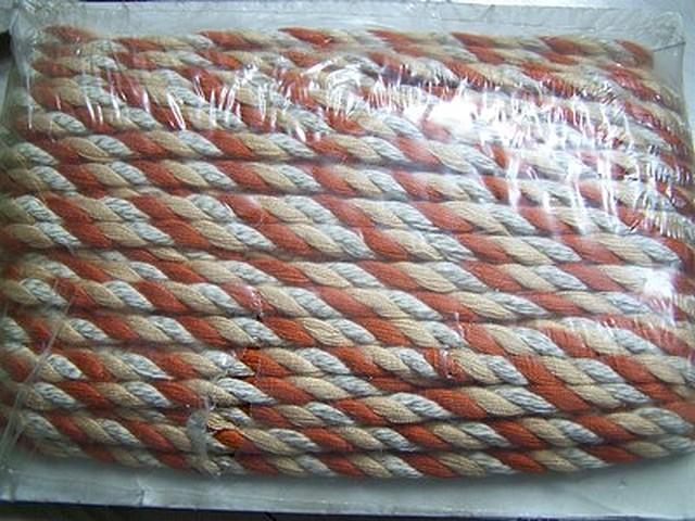 Corde a rideaux orange brulee 3
