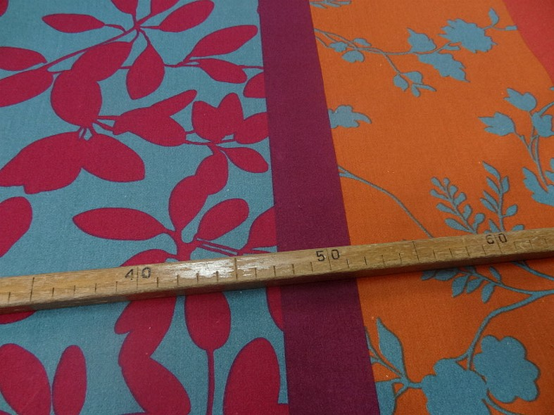 Coton a larges bandes asymetriques 3