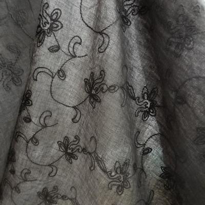 Coton gris moyen brode 1