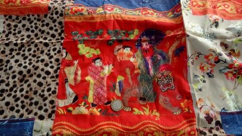 Coton imprimé patchwork japonais 02