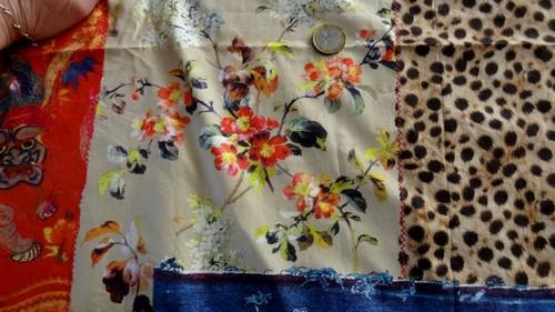 Coton imprimé patchwork japonais 03