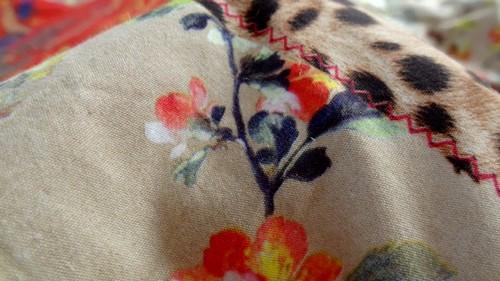 Coton imprimé patchwork japonais 04