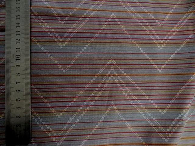 Coton melange figure geometrique 03