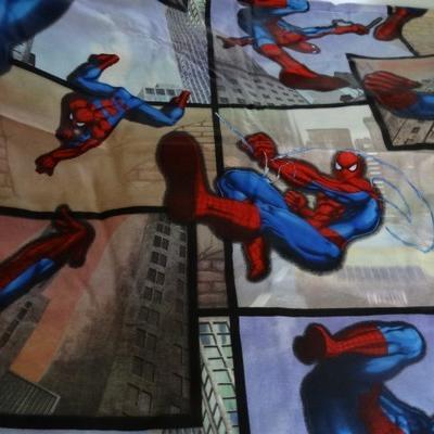 Coton Spiderman