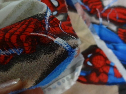 Coton Spiderman 01