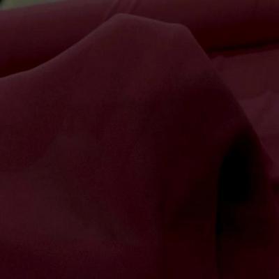 Crepe de soie tres fin bordeaux 4