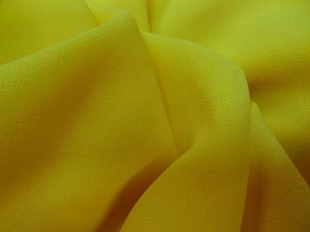 Crepe jaune citron 1