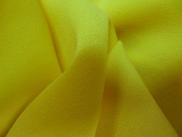 Crepe jaune citron 2