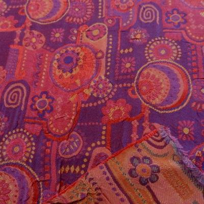 Damas moderne rose et violet 02