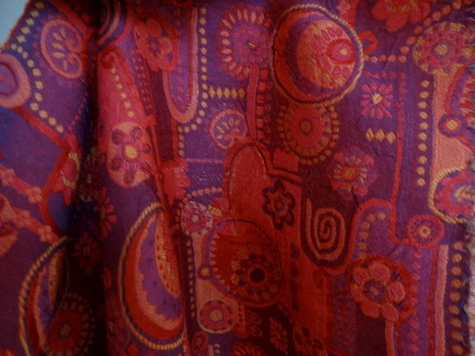 Damas moderne rose et violet 04