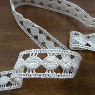 Dentelle coton meringue 1