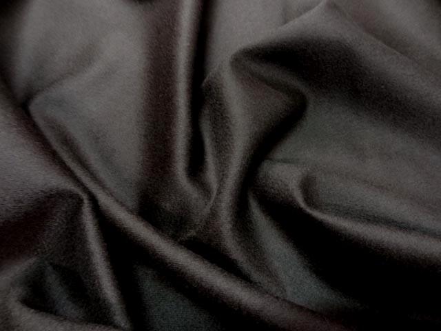 Drap de laine leger marron 1