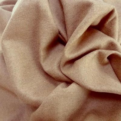Drap de laine ocre 2
