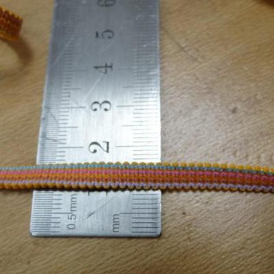 Elastique fantaisie 5 mm 2