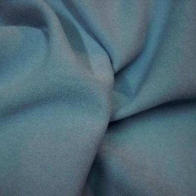 Faux daim bleu 1