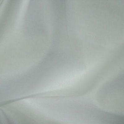 Gabardine coton lycra blanche 1