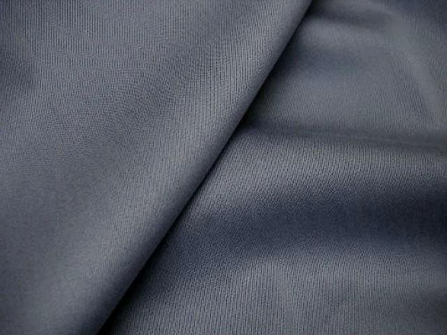 Gabardine coton lycra gris de payne 2