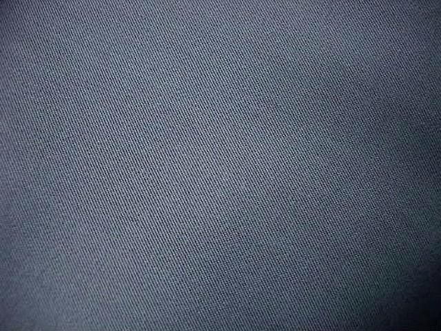 Gabardine coton lycra gris de payne 3