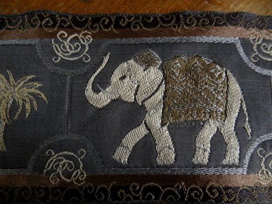 Galon éléphant palmier 03