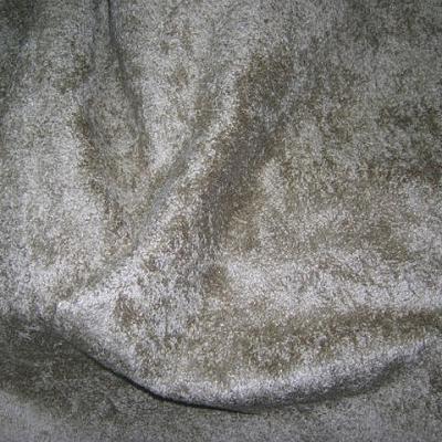 Imitation fourrure poil ras frise beige 1