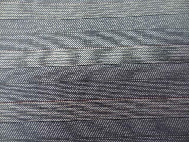 Jean bleu gris rayures et chevrons 2