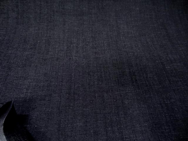 Jean brut bleu fonce 1 2