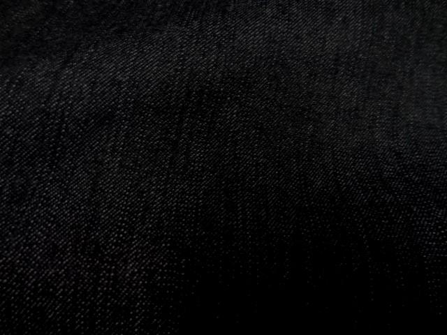 Jean lycra noir 120 cm 4 1