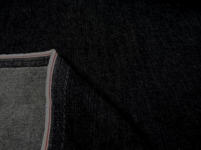 Jean lycra noir 120 cm 4 3